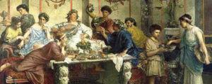 galateo antichi romani