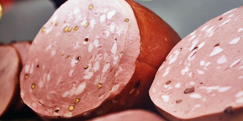 Pizza e mortazza abbinamento nato per caso e diventato un for Cibo romano