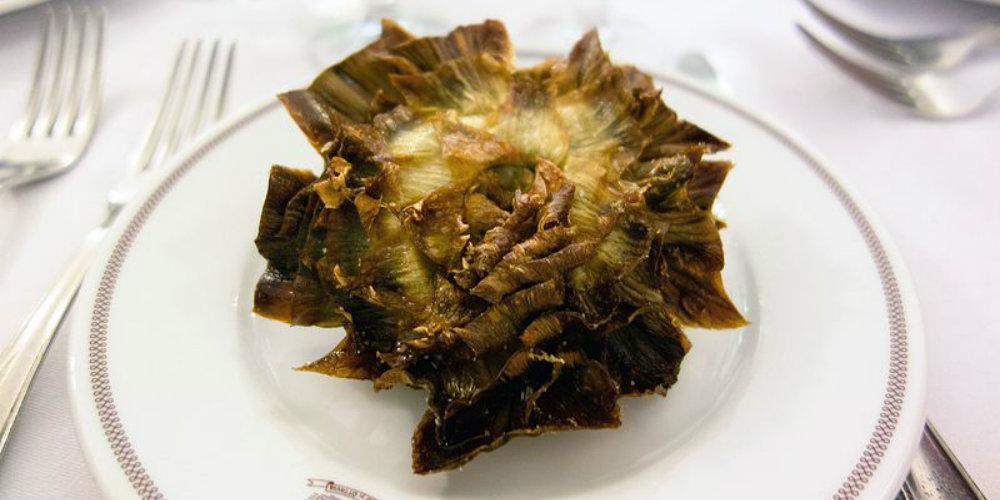 I tesori nascosti della cucina giudaico romanesca for Cucina giudaico romanesca