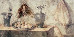 Jentaculum Prandium E Coena I Tre Pasti Principali Degli Antichi Romani Caligola