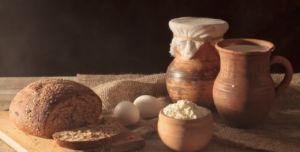pane antica roma