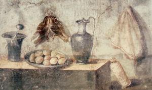 antichi romani alimentazione
